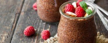 chocolate chia pudding health benefits