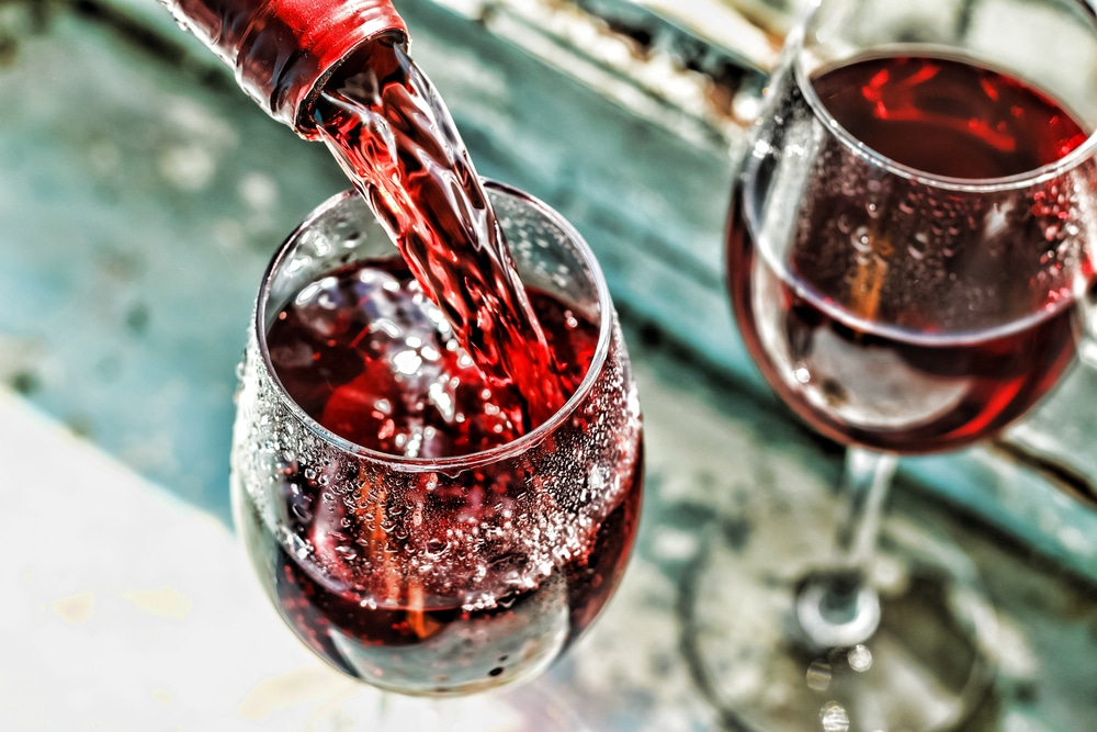 wine alcohol content