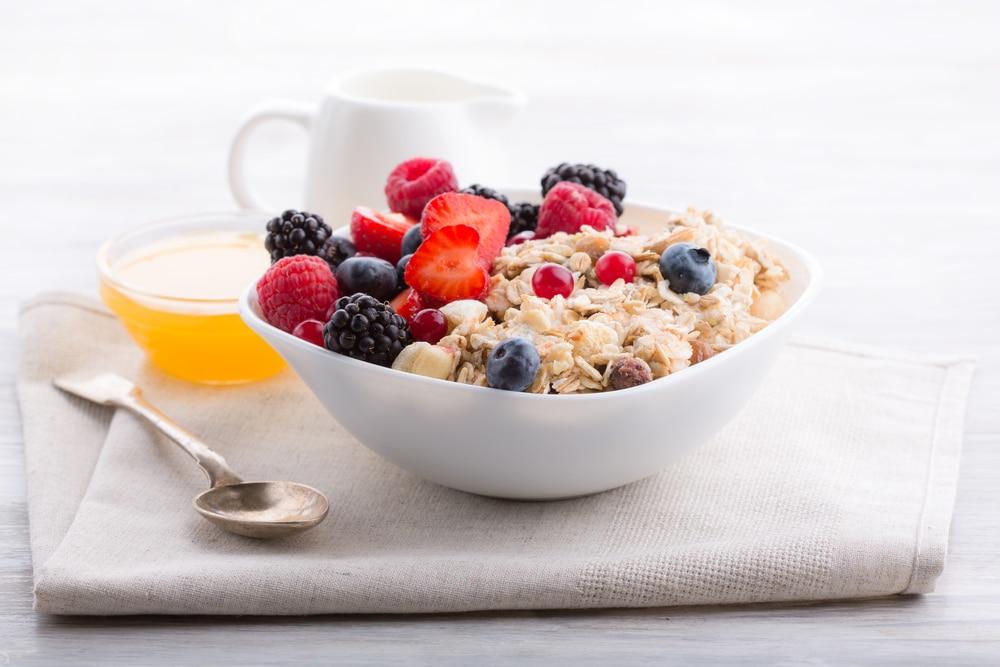 breakfast calories