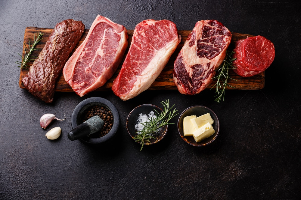 beef nutrition