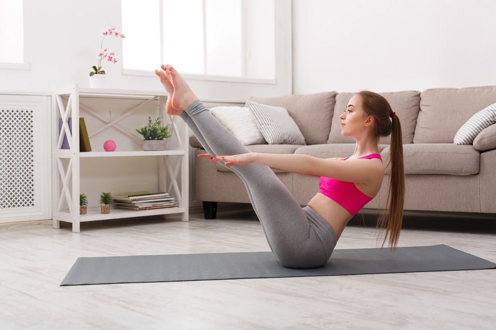 intermediate yoga poses for weight loss