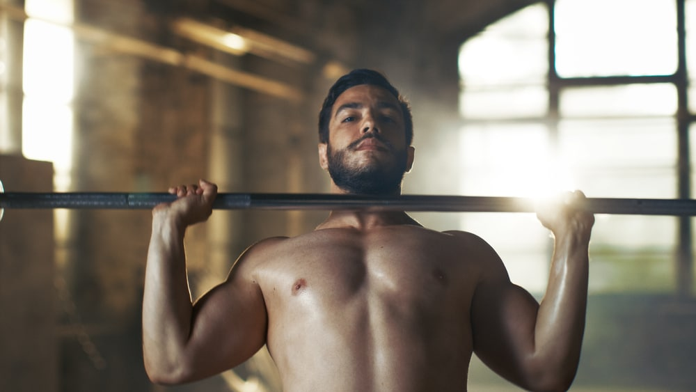 3 day weight lifting routines for mass