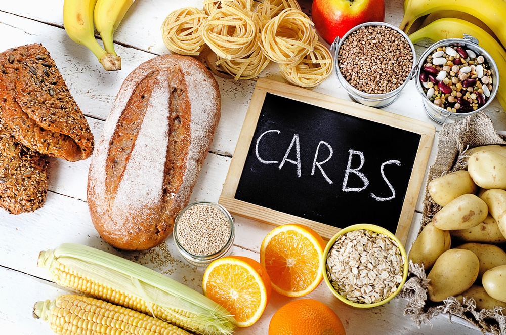 fast digesting carbs fruit