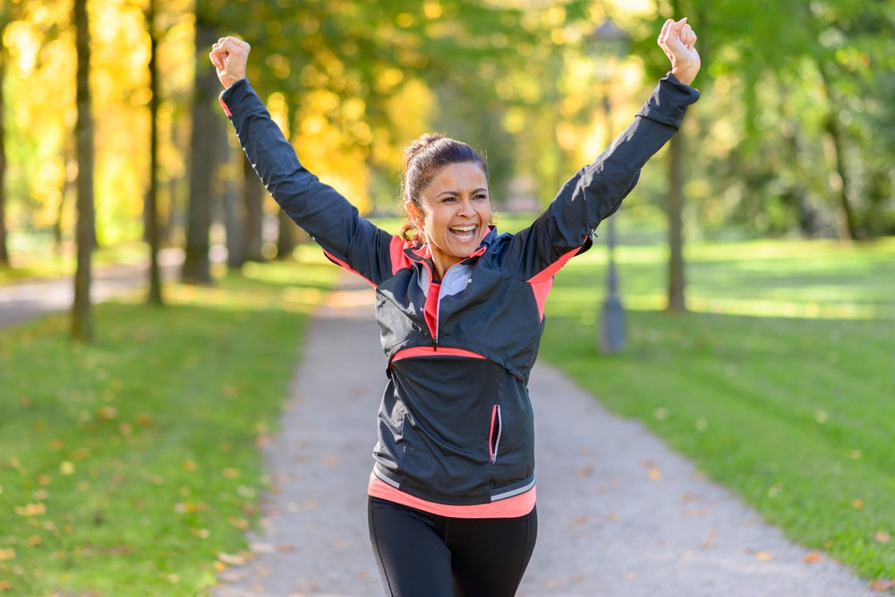 positive psychology of weight loss