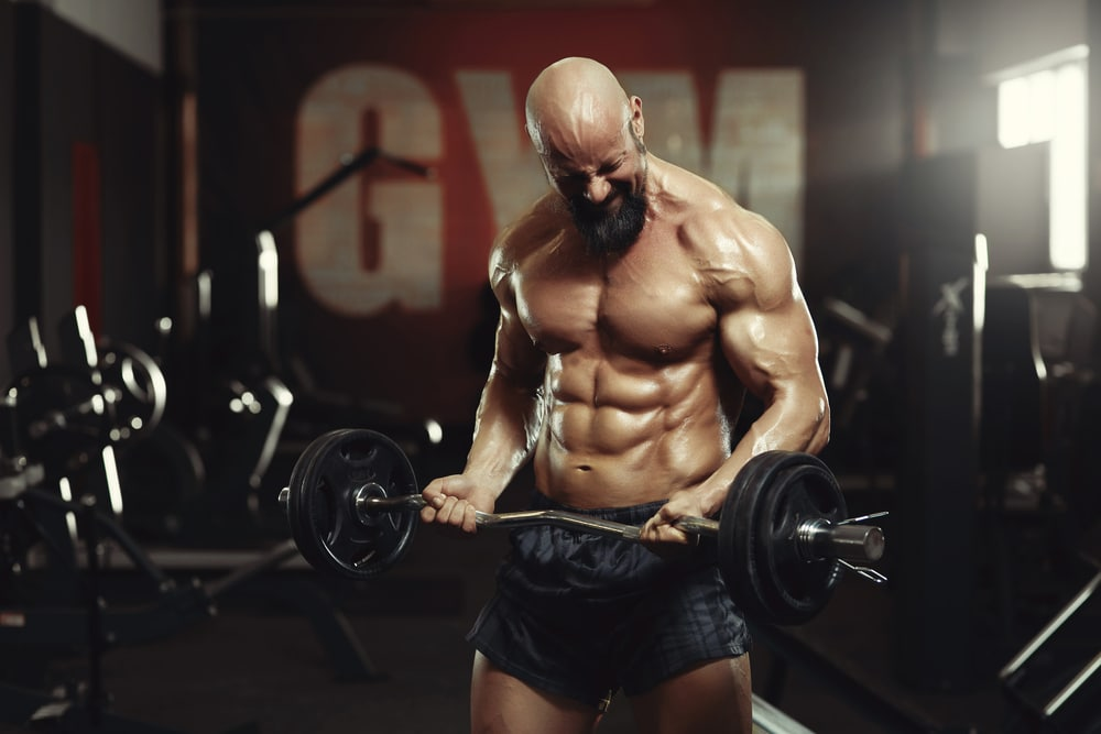 3 day weight lifting routines for men