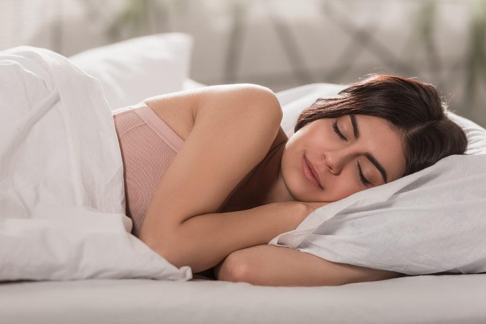 do you burn more calories when you sleep or when you're sedentary