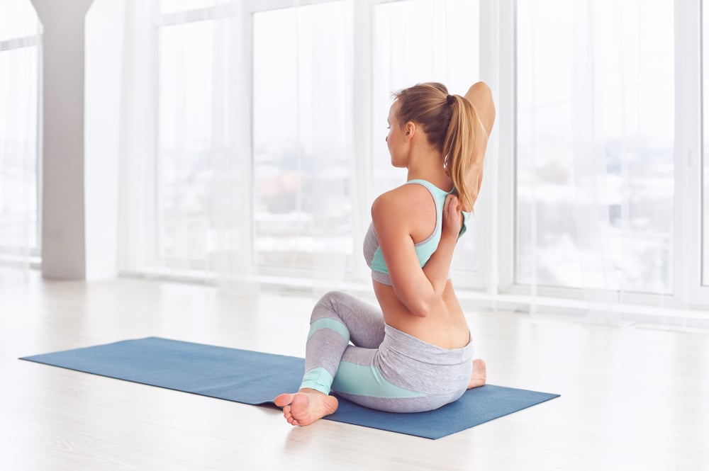 yoga poses for flexibility and strength