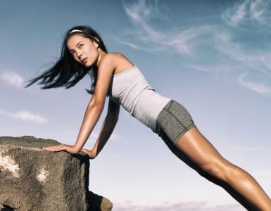 benefits of wall push ups for females