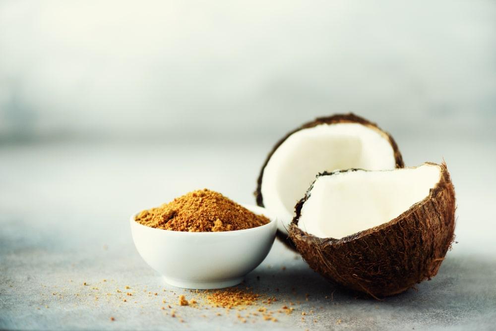 healthiest sugar for coffee