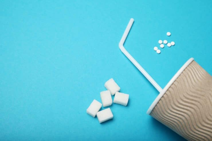 sucralose vs aspartame