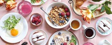 low cholesterol high protein breakfast
