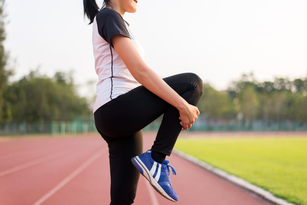 examples of static stretching