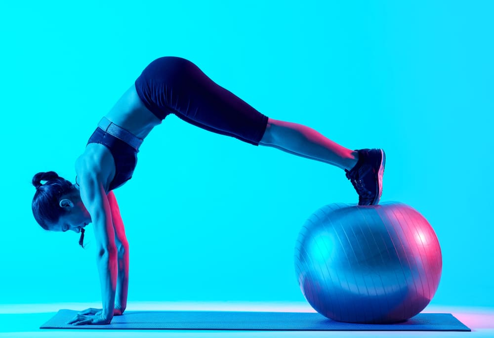 pilates exercises for beginners at home