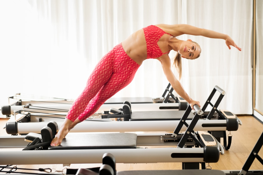 pilates chair exercises for beginners