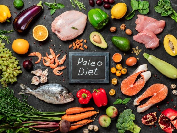 basic paleo meal plan