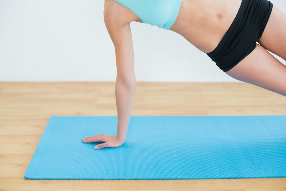 benefits of doing planks everyday