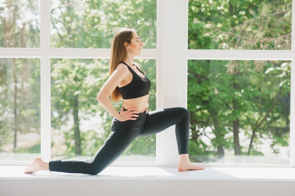 how to stretch before running