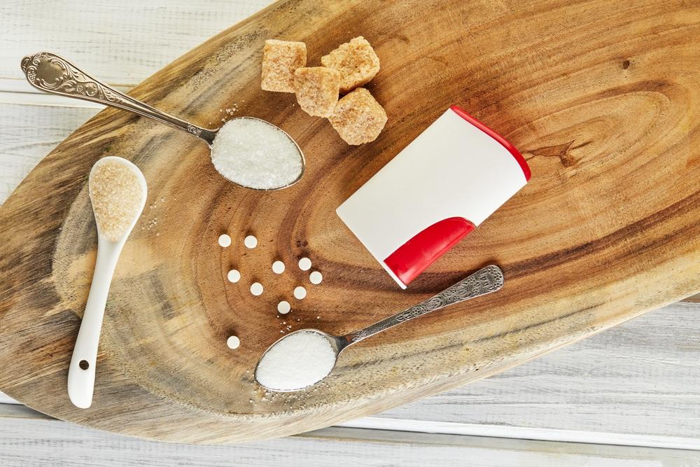 sucralose vs aspartame taste