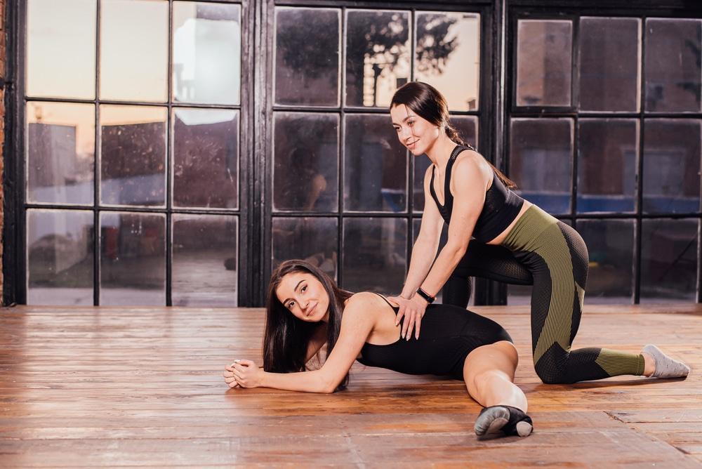 pre workout leg stretches