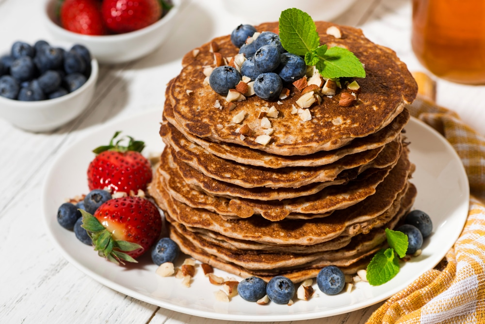 low cholesterol breakfast foods