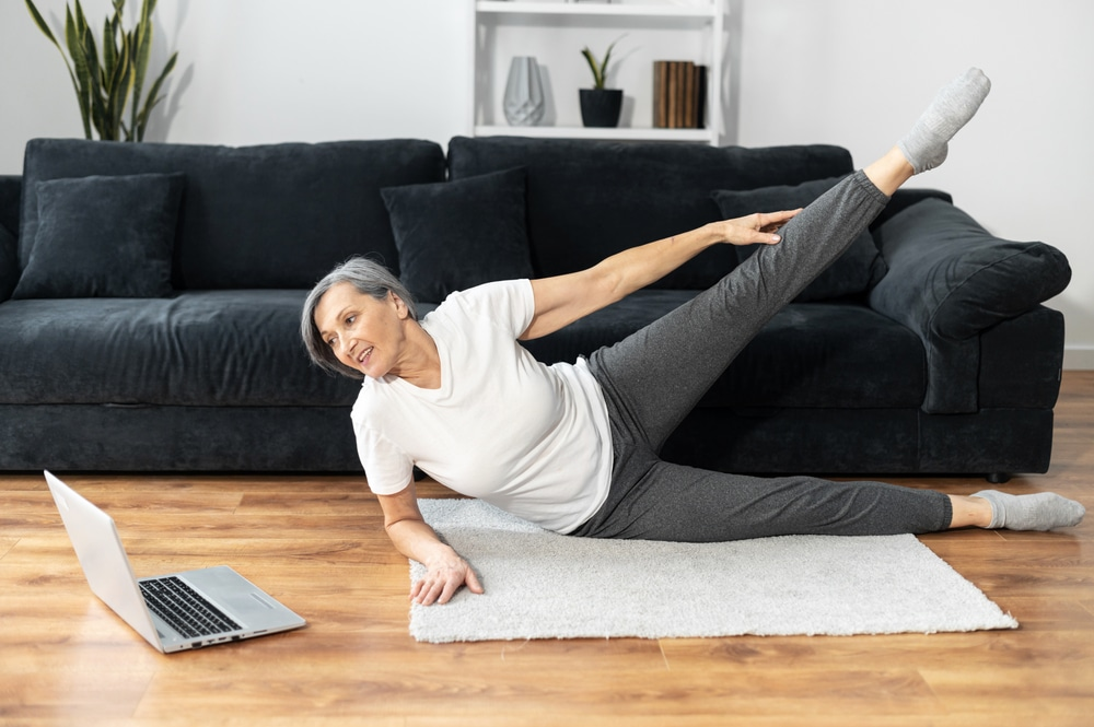 pilates core exercises for back pain