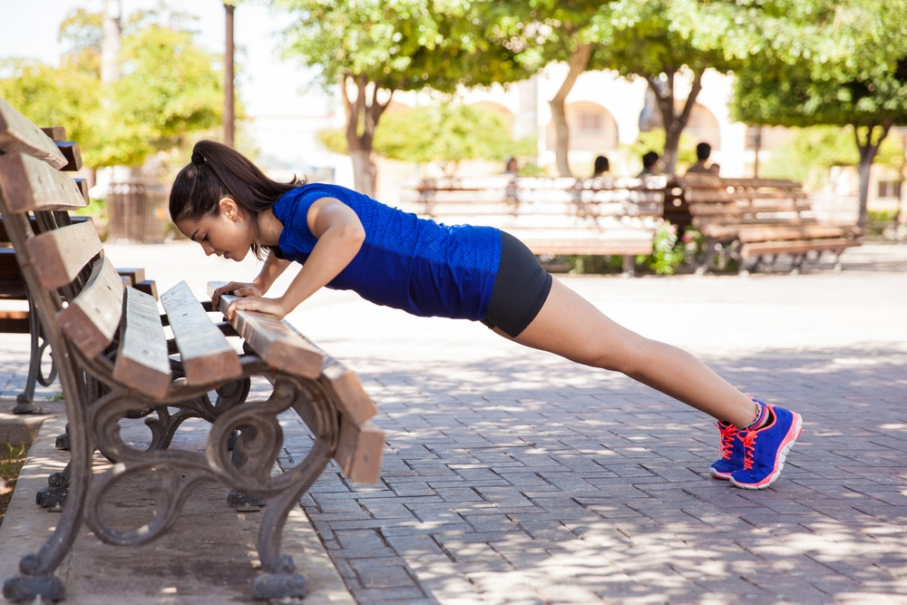 benefits of push ups for females