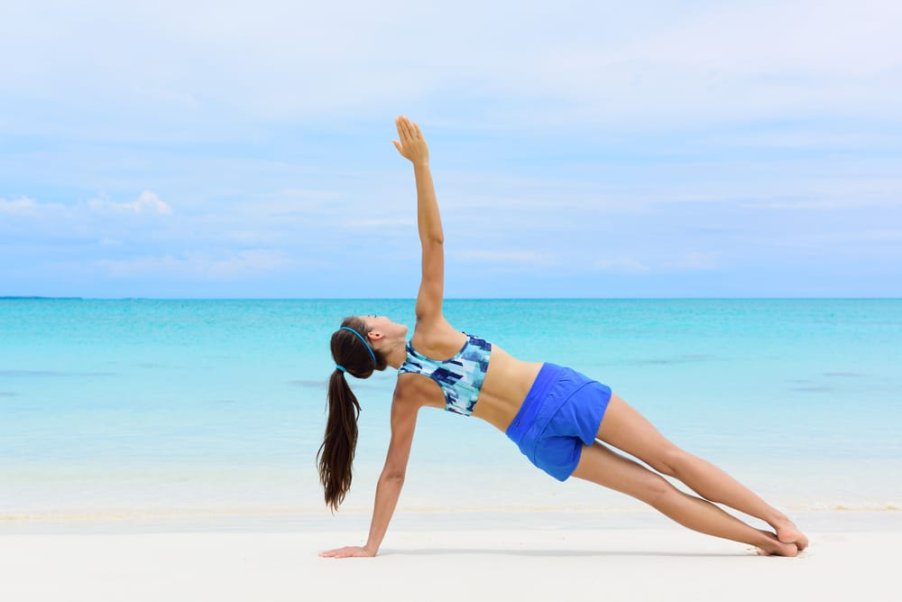 side plank hip lifts target