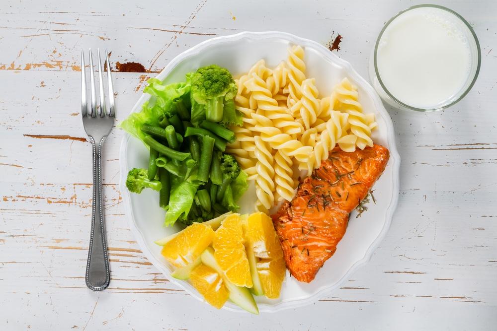 portion control diet plan female