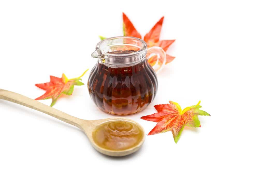 maple syrup vs honey