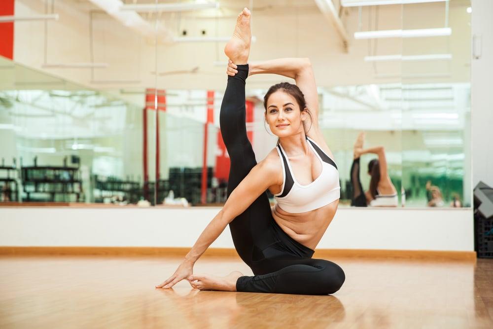 yoga for non flexible