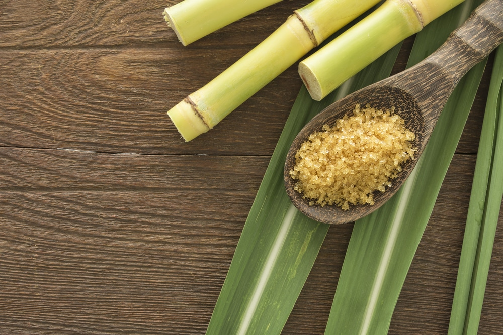 coconut sugar vs cane sugar