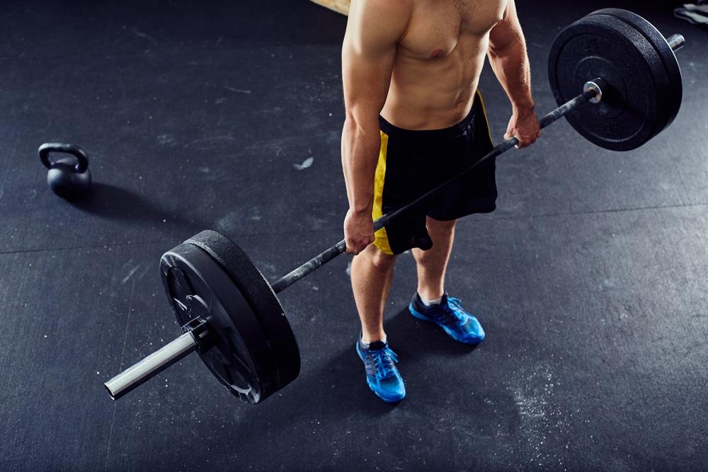 deadlift weight for beginners