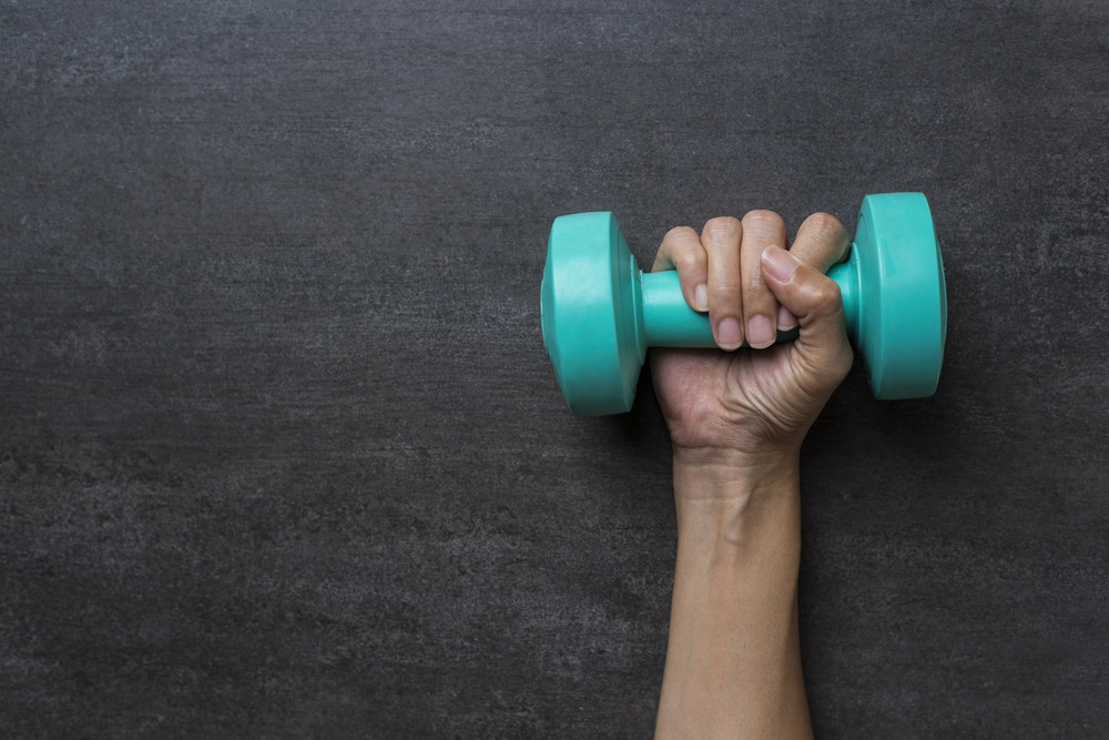 best dumbbell arm workout