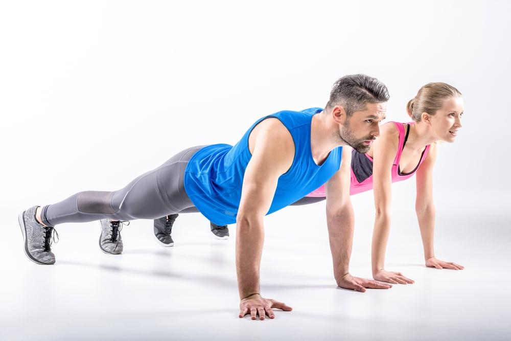 planks for back pain
