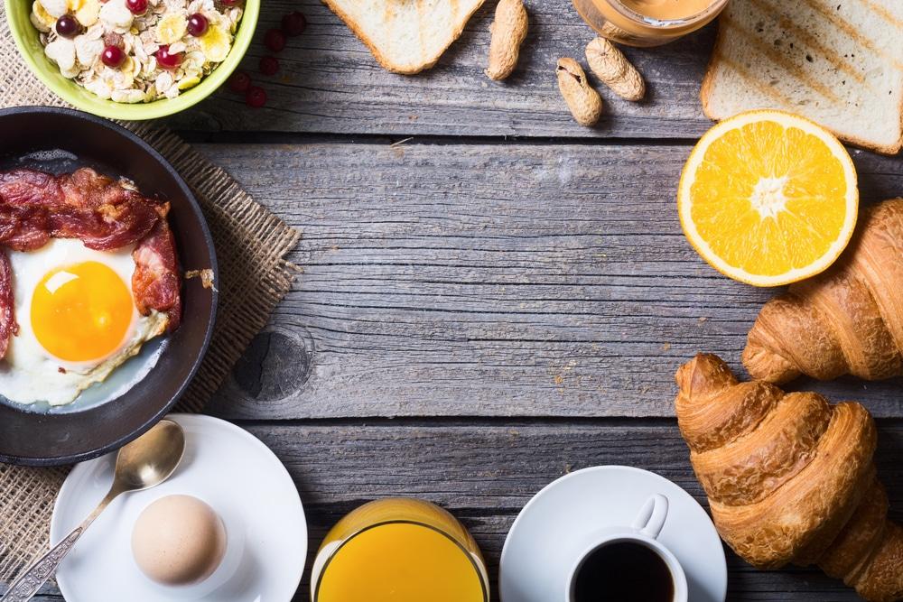 low carb low cholesterol breakfast