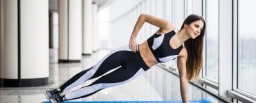 planks for lower back pain