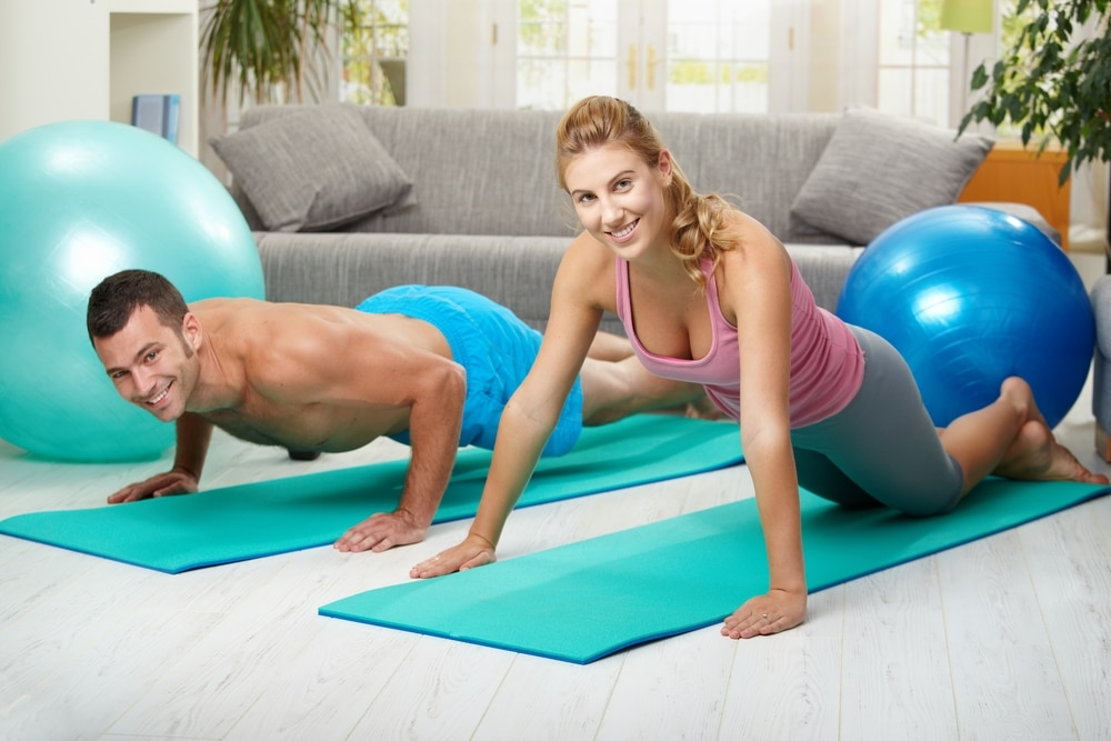 benefits of push ups for females chest