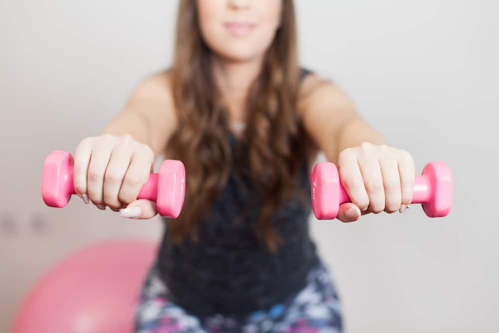 at home dumbbell arm workout