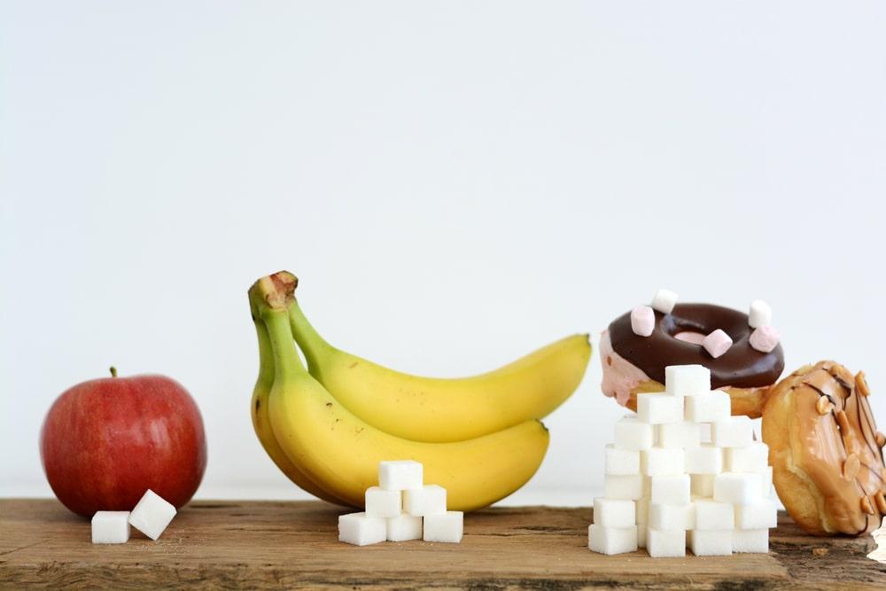 apple sugar content