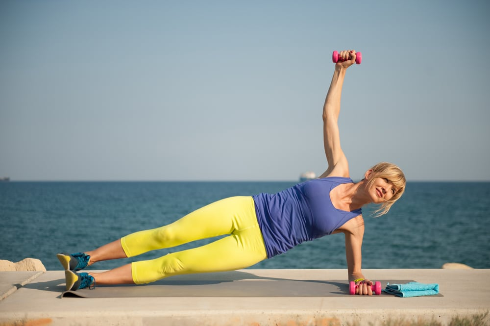 planks good for back pain