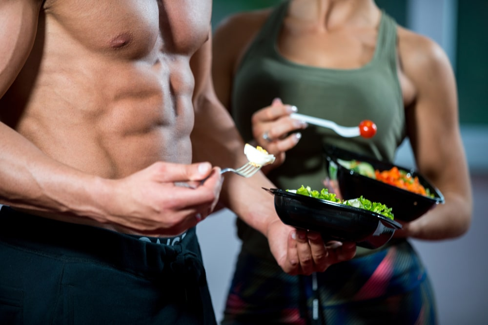 burn fat not muscles