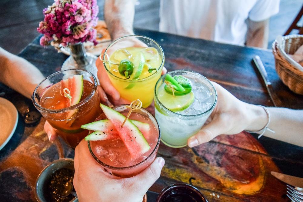 healthiest alcohol