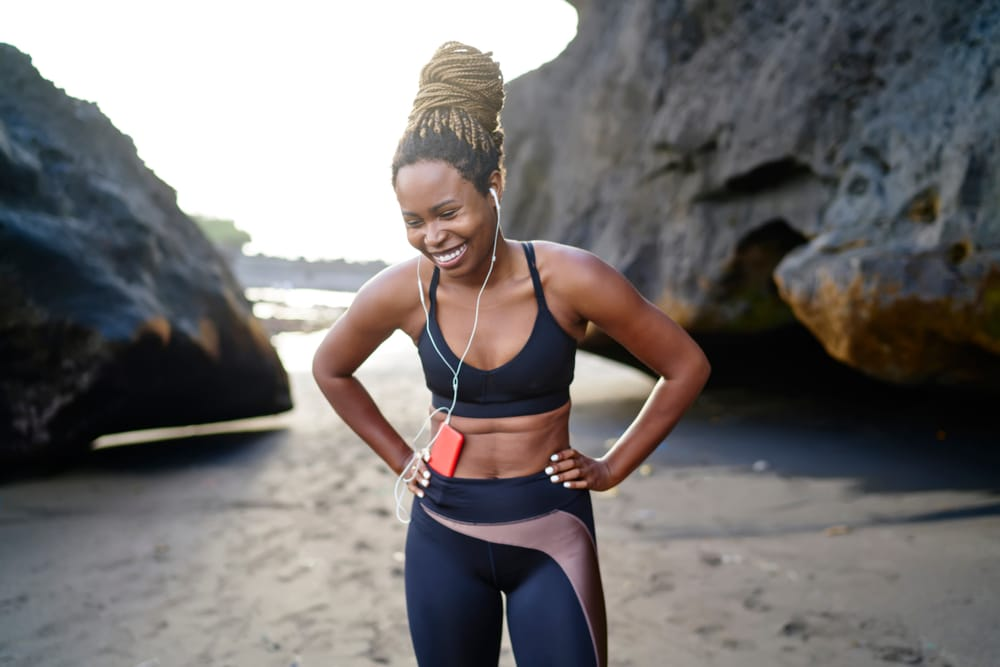 can exercise make your period heavier