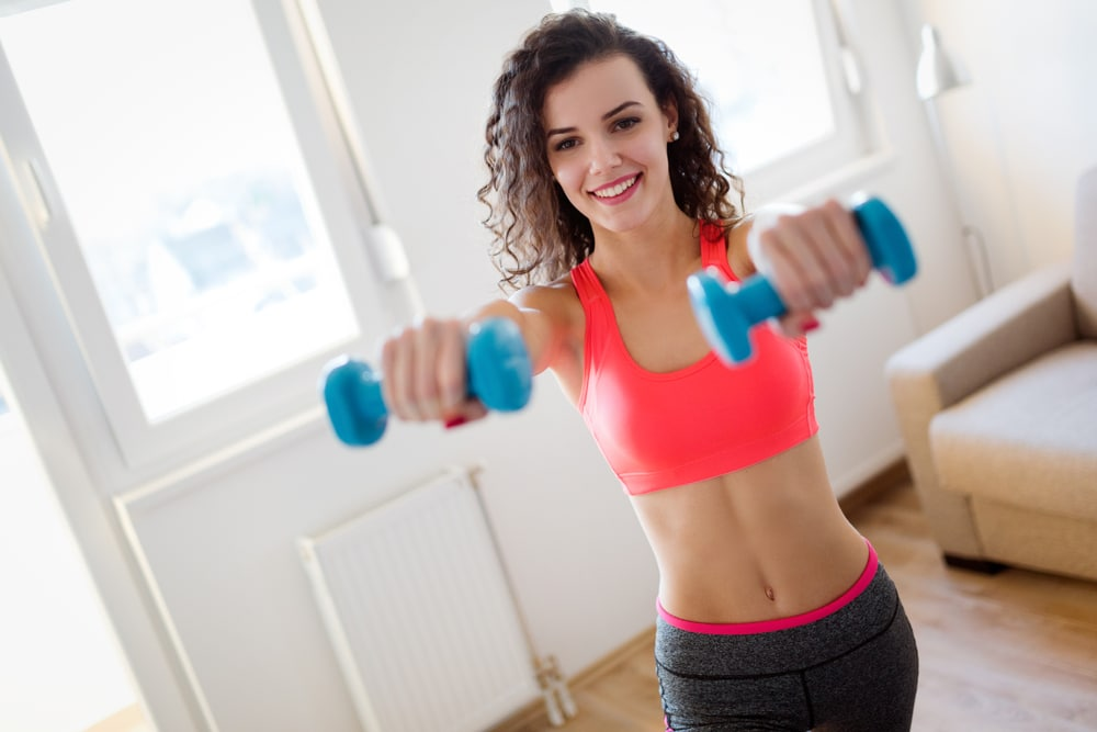 5 day dumbell workout