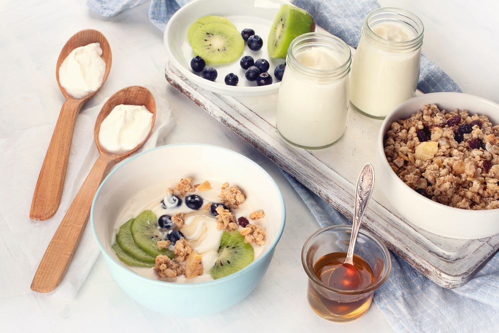 can probiotics cause weight gain
