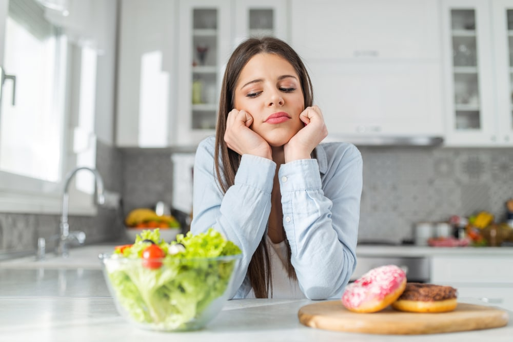 causes of sugar craving while on low carb diet