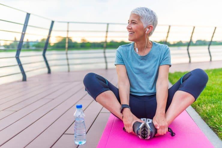 yoga for beginning seniors