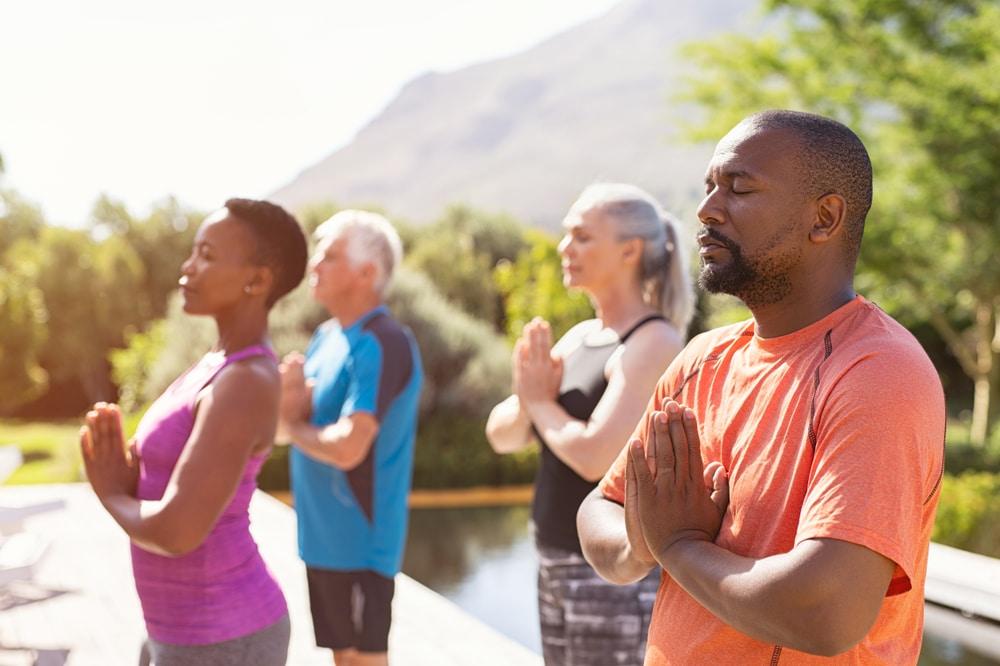 beginning yoga for obese seniors
