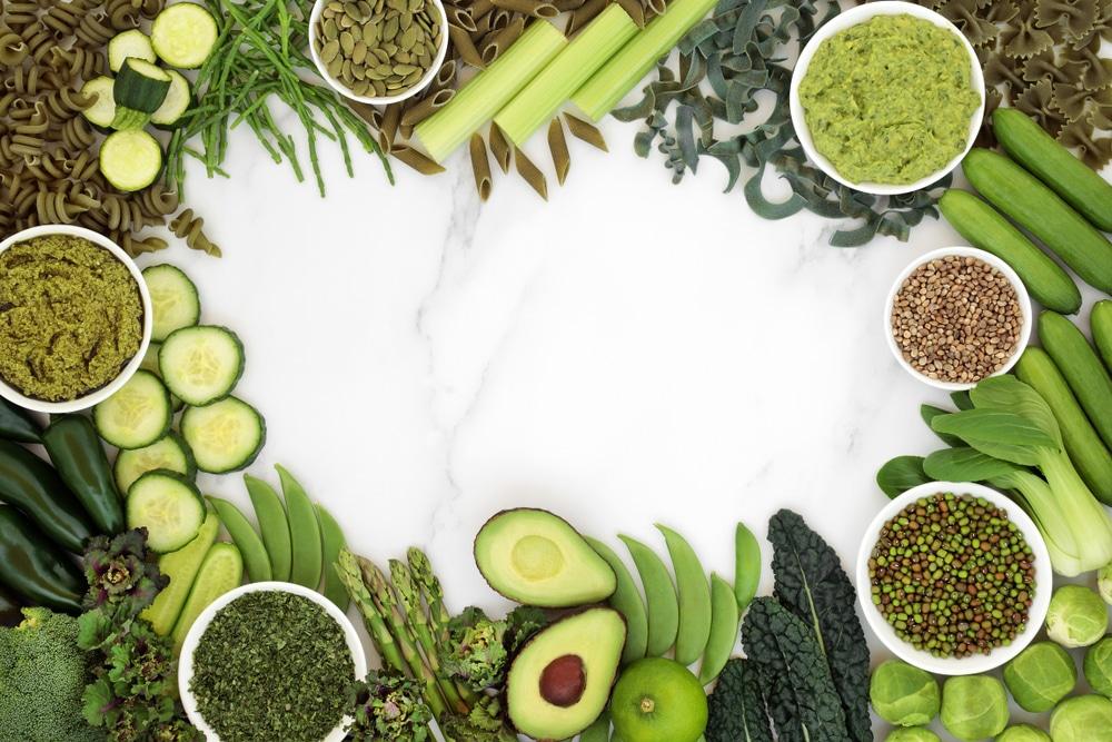 benefits of drinking super greens