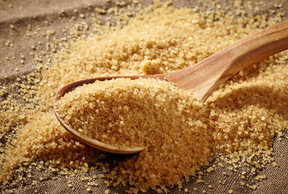 grams of sugar per day